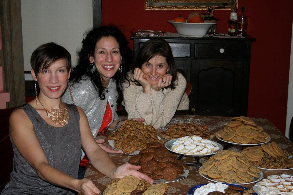 Cookies with friends